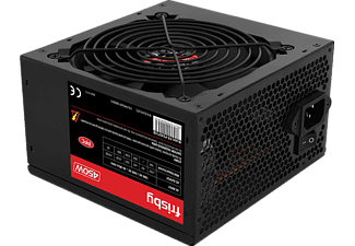 FRISBY FR-PS45F12B 450W 12 cm Fan 24pin 4 x SATA Power Supply