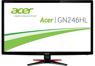 "ACER Computerscherm G246HL 24"" LED"
