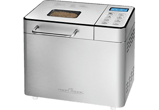 PROFI COOK PC-BBA 1077 (Brotbackautomat, 550 Watt, Inox)