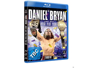 WWE: Daniel Bryan - Just Say Yes! Yes! Yes! - (Blu-ray)