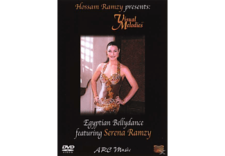 - Egyptian Bellydance featuring Serena Ramzy - (DVD)