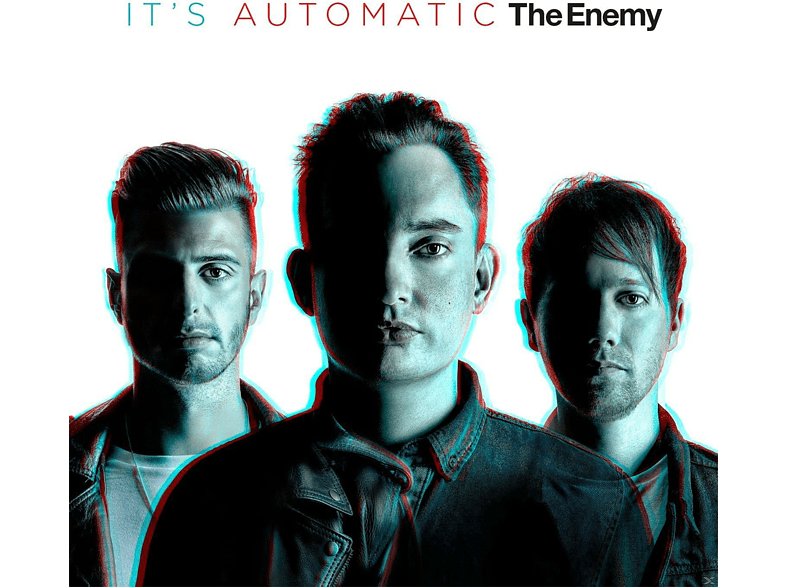 The Enemy - It's Automatic [CD]