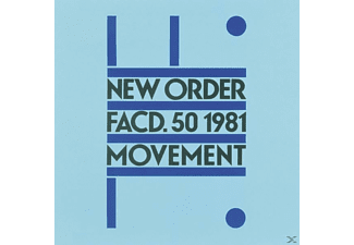 New Order - Movement - (Vinyl)