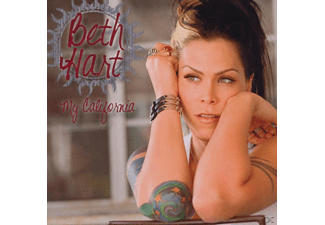 Beth Hart - My California - (CD)