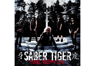 Saber Tiger - Best Of - (CD)