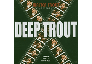 Walter Trout - Deep Trout - (CD)