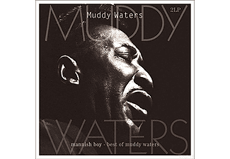 Muddy Waters - Mannish Boy - Best of Muddy Waters (Vinyl LP (nagylemez))