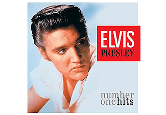 Elvis Presley - Number One Hits (Vinyl LP (nagylemez))