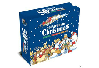 VARIOUS - 50 Favourite Christmas Carols, Songs - (CD)