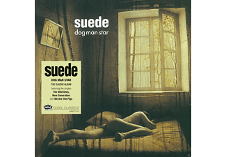 Suede - Dog Man Star (Mini Replica Gatefold) - (CD)