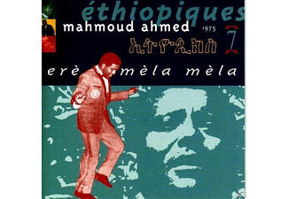 Ethiopiques 7 - MAHMOUD AHMED 1975  ERE MELA M - (CD)
