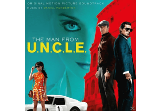 OST/VARIOUS - Man From U.N.C.L.E - (Vinyl)