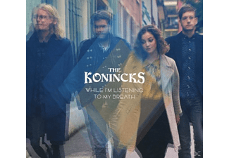 The Konincks - While I'm Listening To My Breath - (CD)
