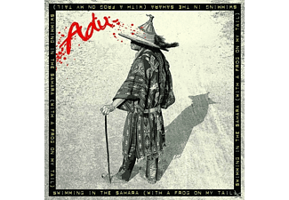 Ädu - Swimming In The Sahara (With A Frog - (CD)