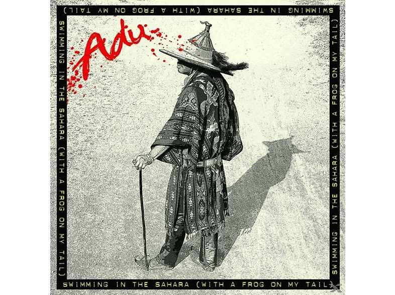 Ädu - Swimming In The Sahara (With A Frog [CD]
