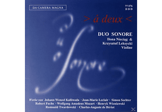 Duo Sonare - A Deux - (CD)