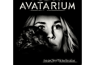 Avatarium - The Girl With The Raven Mask - (Vinyl)