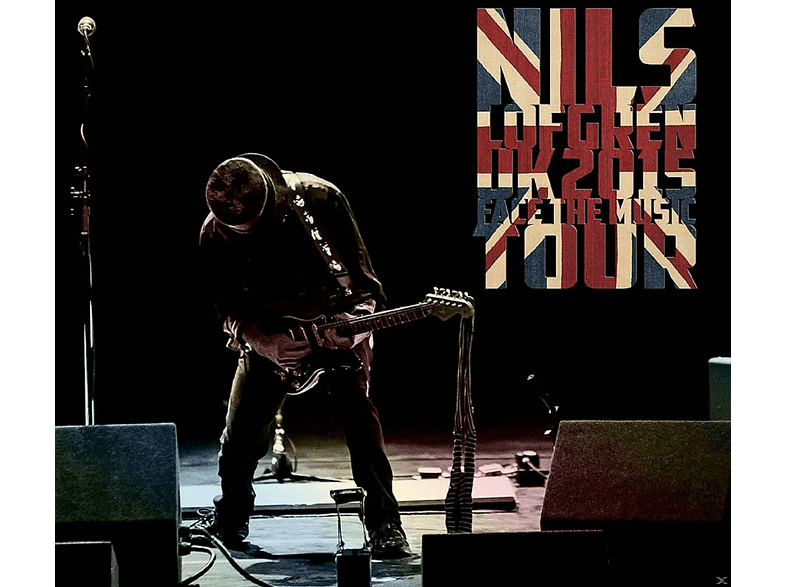 Nils Lofgren - Uk2015 Face The Music Tour [CD]