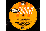 VARIOUS - 12inch Dance - 80s Groove [CD]
