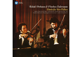 Pinchas Zukerman, Itzhak Perlman - Duets For Two Violins - (CD)