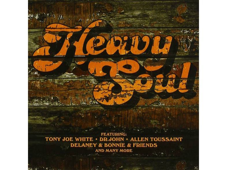 VARIOUS - Heavy Soul (2cd) [CD]