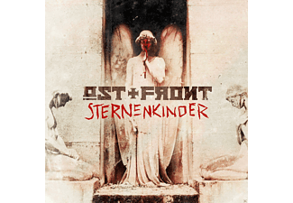 Ost+front - Sternenkinder (Limited Edition) [Maxi Single CD]