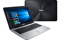 ASUS R556UB-XO146T, Notebook, Core i5 Prozessor, 256 GB SSD, GeForce 940M, Schwarz