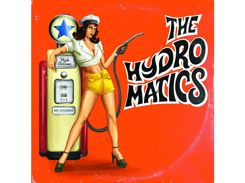 The Hydromatics - The Hydromatics [CD]