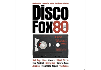 VARIOUS - Disco Fox 80 (Volume 5 - The Original Maxi-Singles Collection) [CD]