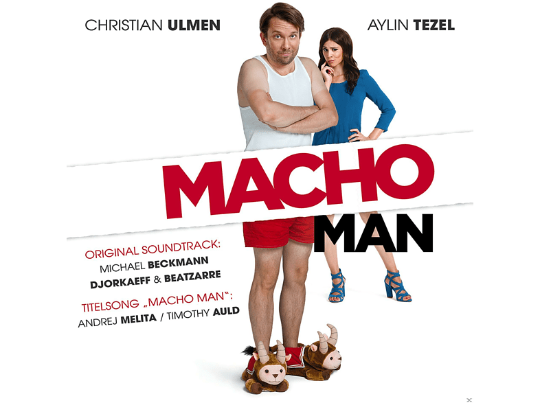 VARIOUS - Macho Man [CD]