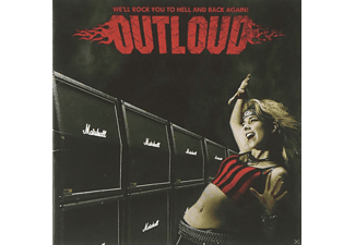 Outloud - We'll Rock You To Hell And Back Again [CD]