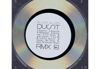 Ellen Allien - Dust Remixes - (CD)
