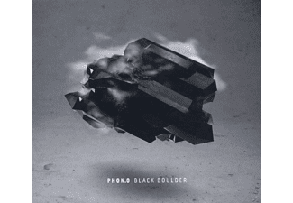 Phono - Black Boulder - (CD)