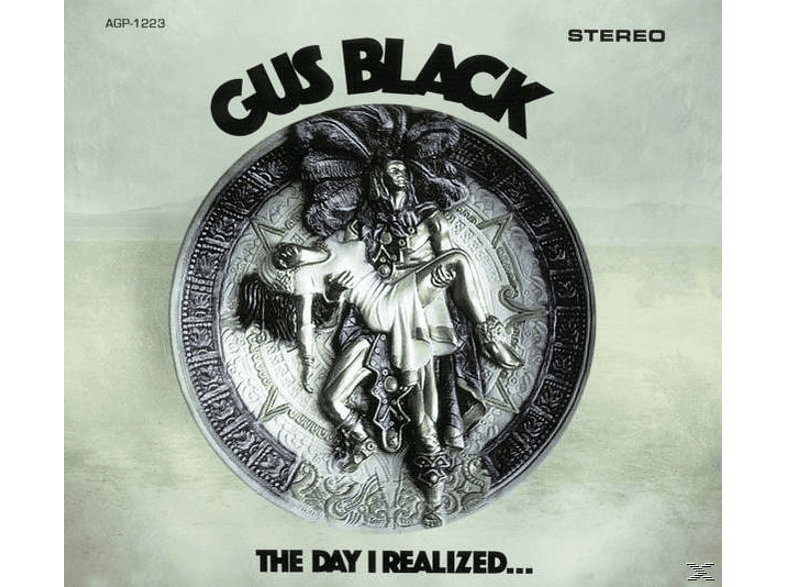 Gus Black - The Day I Realized [CD]