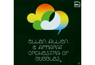 Ellen & Apparat Allien - Orchestra Of Bubbles - (CD)