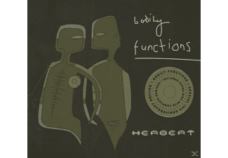 Herbert - Bodily Functions - (CD)