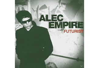 Alec Empire - Futurist - (CD)