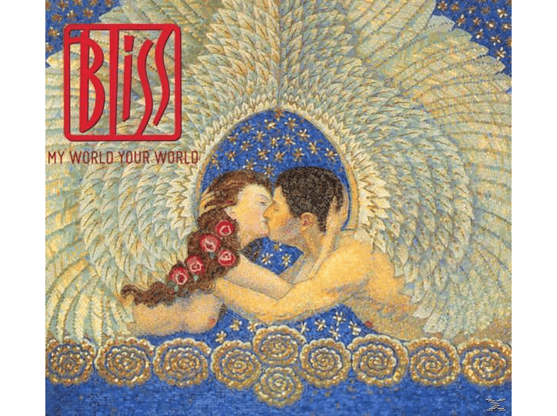 Bliss - My World Your World [CD]