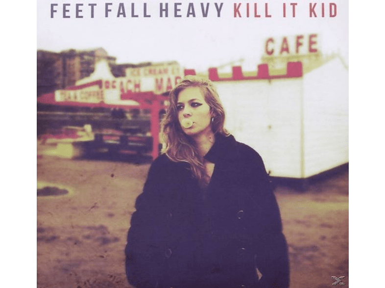 Kill It Kid - Feet Fall Heavy [CD]