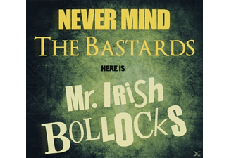 MR.IRISH BASTARD - Never Mind The Bastards - (CD)
