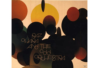 Raz Ohara - Raz Ohara And The Odd Orchestra [CD]