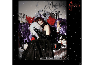 Spectra Paris - Christmas Ghouls - (CD)