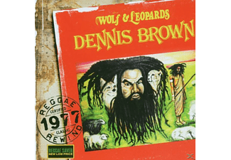 Dennis Brown - Wolf & Leopards - (CD)