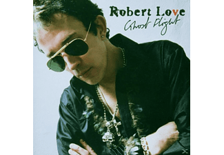 Robert Love - Ghost Flight - (CD)