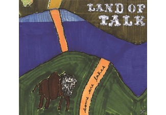 L Of Talk, Land Of Talk - Some Are Lakes - (CD)