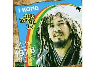I Kong - The Way It Is - (CD)