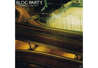 Bloc Party - A Weekend In The City - (CD)