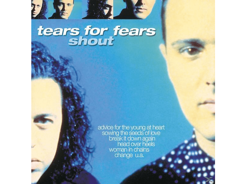 Tears For Fears - Shout [CD]
