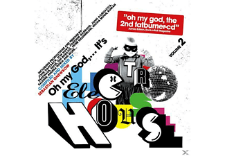 VARIOUS - Oh my god...it's electro house 2 - (CD)