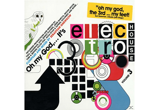 VARIOUS - Oh My God... Its Electro House Volume 3 - (CD)